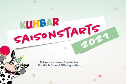 KUHBAR Saisonstarts 2021